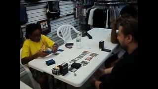 Magic tournament at Anime Castle [Part 1]
