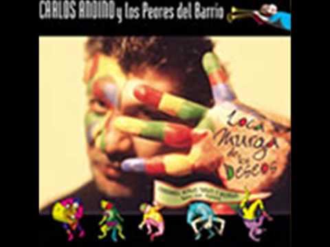 CARLOS ANDINO.El Ángel del Infierno( a Bochini).CD Loca Murga de los Deseos.