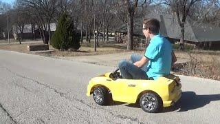 download lagu Downhill Bmw Powerwheels Drifting gratis