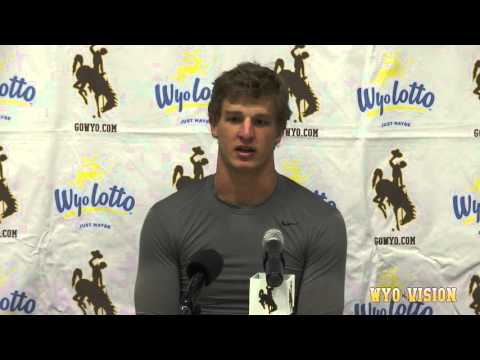 11.07.15 Nick Smith Post Game Colorado State