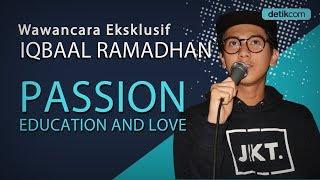 Eksklusif! Buka-bukaan Iqbaal Ramadhan Soal Kehidupannya