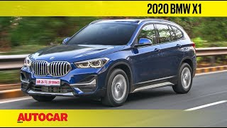 2020 BMW X1 Facelift BS6 Diesel Review | First Drive | Autocar India