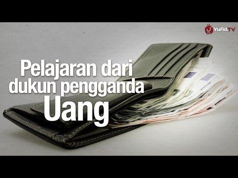 Ceramah Singkat: Pelajaran dari Dukun Pengganda Uang - Ustadz Ahmad Zainuddin, Lc.