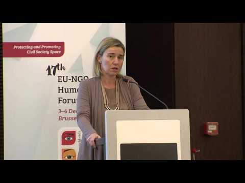 ONG Human Rights Forum 2015 - Protecting & Promoting Civil Society Space
