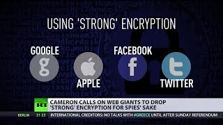 Tech:  'More bluster from Cameron, will he ban Apple Inc