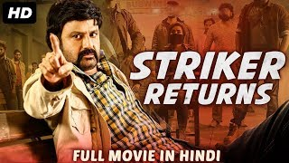 STRIKER RETURNS (2019) New Released Full Hindi Dubbed Movie | Balakrishna | New South Movie 2019