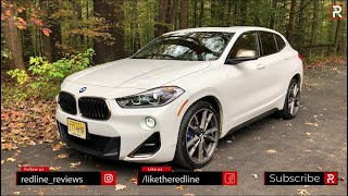 The 2020 BMW X2 M35i is Really Just a Fast, Fun, & Sporty Tall Hot Hatch