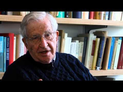 Noam Chomsky on Scottish Independence
