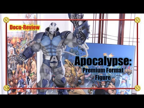 Docu-Review: Apocalypse Premium Format Figure Statue by Sideshow Collectibles