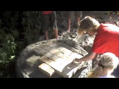 Make you own outdoor adobe oven
