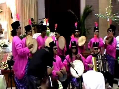 Gendrum Network (kompang Zapin Berdendang) 2012 video