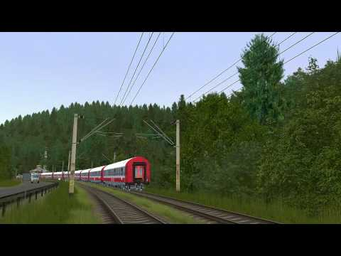 RTS Route Trainspotting 29.06.2009