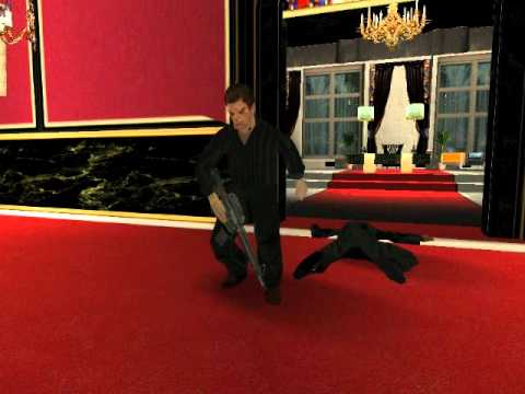 Scarface ENDING remake with GTA (CONTAINS SPOILERS!)
