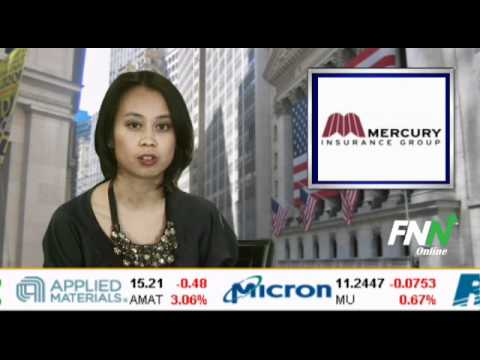 Mercury General Reports Lower Q1 Net Income But Tops EPS Estimate; Shares Up 2.3%