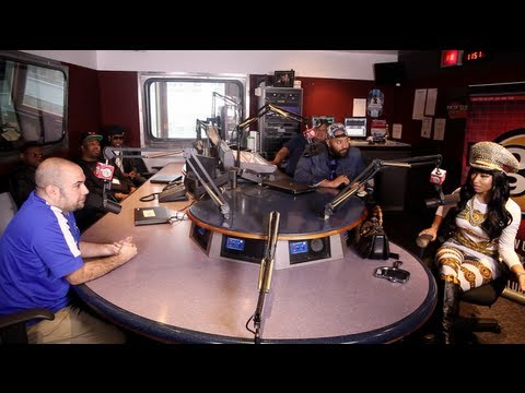 Nicki Minaj vs. Peter Rosenberg (Talking Out The Summer Jam Drama)
