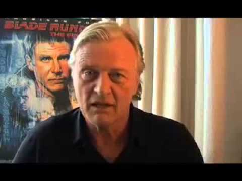 Rutger Hauer Discusses Blade Runner (1982) 25th Anniversary - Working with Ridley Scott