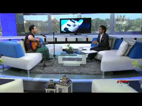 Ahmed Soultan // Sabah El Khair Ya Arab (Performance + Interview)