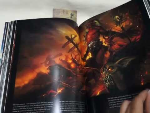 THE ART OF BLIZZARD ENTERTAINMENT-暴風雪藝術設定集