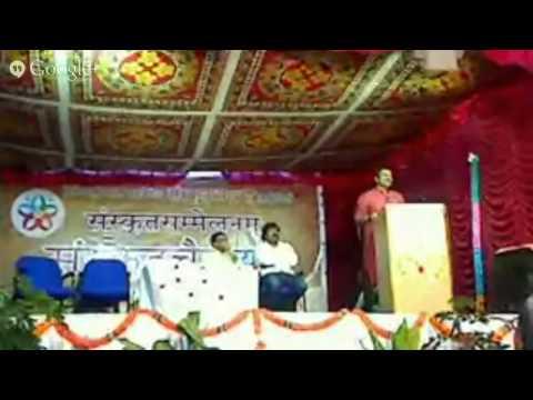 Bharata vaibhavam Discourse by shri Chakravarti Sulibele