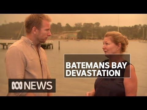 Batemans Bay resident Margaret Brus lost her home on New Year's Eve | ABC News