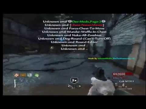MasterModz v11 USB Mod Menu Cod Waw Xbox 360 (February 2013)[Download link in description]