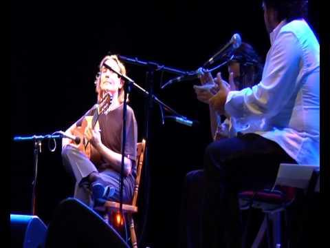Duendeviajero - Vicente Amigo en concierto (Festival Gezmataz 2010 - Genova, Italia).avi