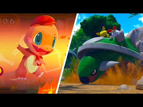 Neue Pokemon Spiele wurden angekündigt