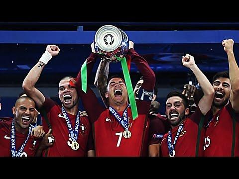 Cristiano Ronaldo - The European dream   Euro 2016   HD