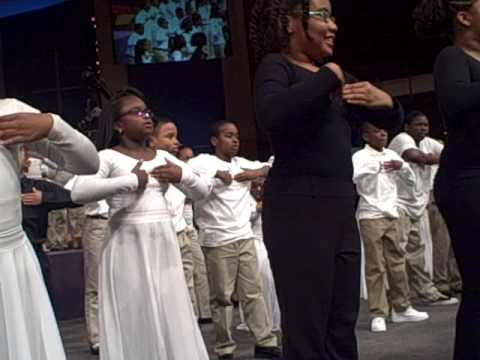 New Birth Christian Academy Christmas Program featuring Danni and Josh, DJ on sound pt. 1.AVI