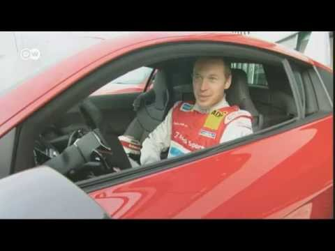 Тест-драйв: Audi R8