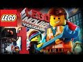 Let's Play The Lego Movie Videogame Part 1: Everything is awesome!