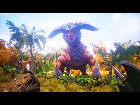 CONAN EXILES ALL 11 Minutes of Gameplay So Far (Upcoming Open World Survival Game 2017)