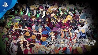 Labyrinth of Refrain: Coven of Dusk - Puppet Trailer | PS4