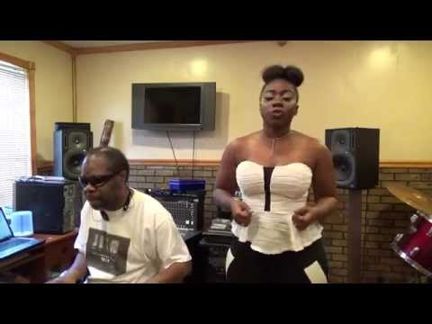 K. Michelle - Can't Raise A Man (cover By Sharon) video