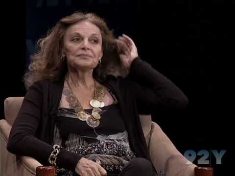 Captains of Industry: Diane von Furstenberg with Norman Pearlstine