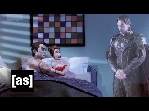 Superman's Ghost Dad | Robot Chicken | Adult Swim video