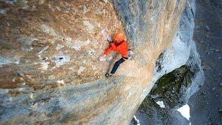 ORBAYU [full movie] a climbing Odyssey with Nina Caprez and Cédric Lachat