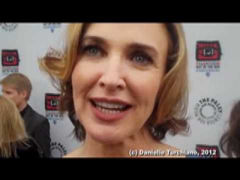 Brenda Strong on double duty of 'Desperate Housewives' & 'Dallas'