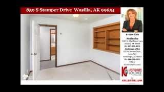 850 S Stamper Drive Wasilla, AK 99654 l Wasilla Real Estate Properties l  Kristan Cole