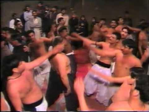 Ma Vekh Diyan Aan tarf Veer,Matmi Sangat Dar-e-Hussain Sukkur.Pursa at:.Jilani Road 2004.Part2.