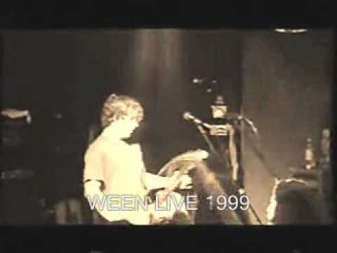 LIVE WEEN ~ Fat Lenny 1999