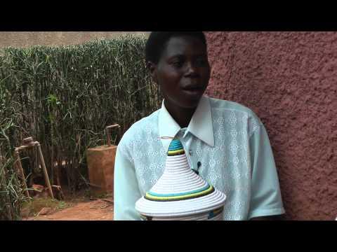 Functional Adult Literacy training in Rwanda