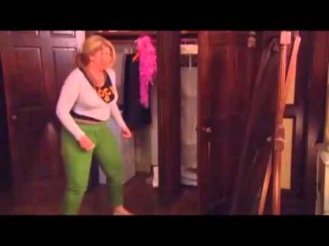 WHERE ARE MY FAT PANTS?!? (Kirstie Alley)