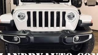 2018 Jeep Wrangler Unlimited Sahara in Laval, QC H7L 2Z2
