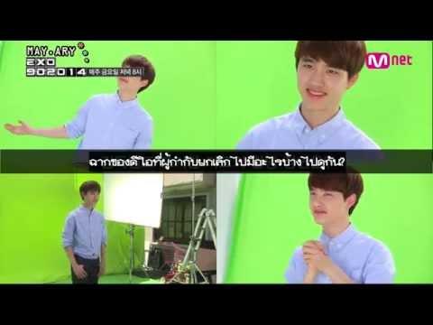 [Thai Sub] E X O D.O.   เบื้องหลัง M/V I'm Your Girl