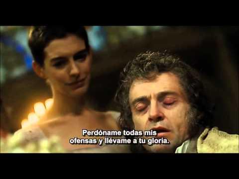 Los Miserables (precioso final de la película de 2012) Canción traducida con subtítulos en español