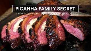 Grilled PICANHA for Special Holidays - Family Secret!