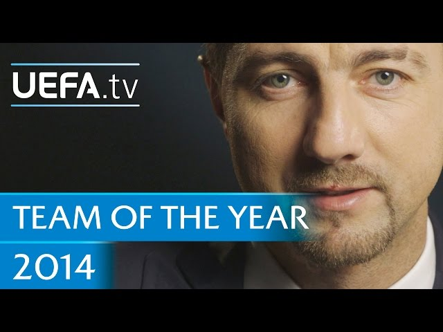 Jerzy Dudek: My team of 2014
