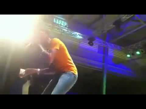 Vybz Kartel, Popcaan   Gaza Slim Live In St Maarten @ SXM Gaza Invation OCT 2010 [Djomaster Video]