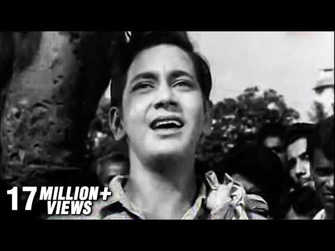 ... Manwa Dukh Ki Chinta - Sudhir Kumar & Sushil Kumar - Dosti - YouTube